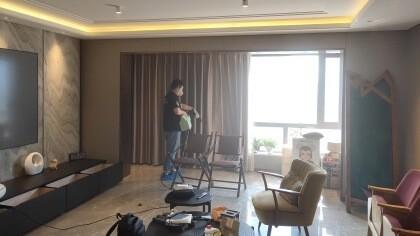 北京市朝阳区尊悦光华室内除甲醛-家庭客户除甲醛案例
