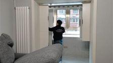 北京市朝阳区香河园中里室内除甲醛-家庭客户除甲醛案例
