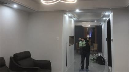 上海市宝山区大华·碧云天室内除甲醛-家庭客户除甲醛案例