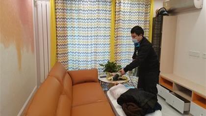 北京市朝阳区新纪家园室内除甲醛-家庭客户除甲醛案例