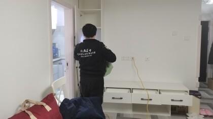 北京市朝阳区弘善家园室内除甲醛-家庭客户除甲醛案例