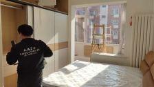 北京市海淀区农科社区室内除甲醛-家庭客户除甲醛案例