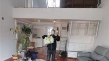 北京市海淀区怡美家园室内除甲醛-家庭客户除甲醛案例