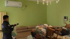 北京市丰台区慧时欣园小区室内除甲醛-家庭客户除甲醛案例