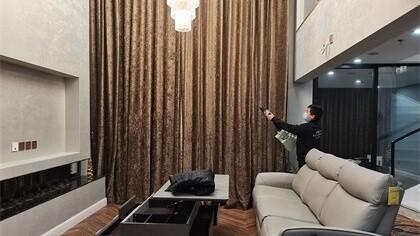 北京市顺义区方糖别墅室内除甲醛-家庭客户除甲醛案例