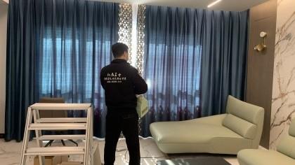 北京市昌平区北科建泰禾·丽春湖院子小区室内除甲醛-家庭客户除甲醛案例