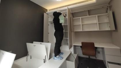 北京市朝阳区首开住总熙悦安郡室内除甲醛-家庭客户除甲醛案例