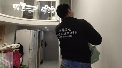 北京市顺义区旭辉26街区室内除甲醛-家庭客户除甲醛案例