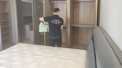 北京市通州区邓家窑小区室内除甲醛-家庭客户除甲醛案例