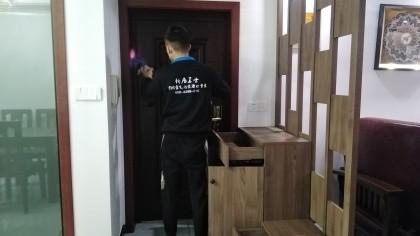 上海市青浦区都市绿洲景苑室内除甲醛-家庭客户除甲醛案例