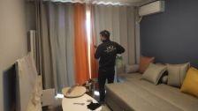 北京市大兴区颂善园小区室内除甲醛-家庭客户除甲醛案例