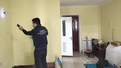 北京市西城区白纸坊东街室内除甲醛-家庭客户除甲醛案例