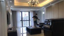 江苏省苏州市正荣幸福城邦小区室内除甲醛-家庭客户除甲醛案例