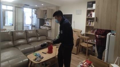 北京市西城区安德里北街小区室内除甲醛-家庭客户除甲醛案例