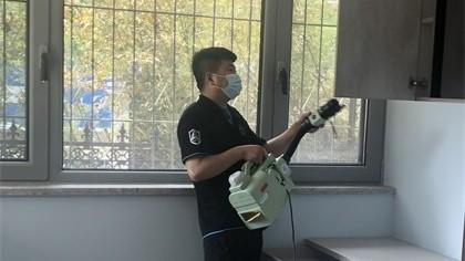 北京市东城区绿景馨园小区室内除甲醛-家庭客户除甲醛案例
