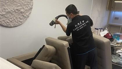北京市朝阳区火星园小区室内除甲醛-家庭客户除甲醛案例