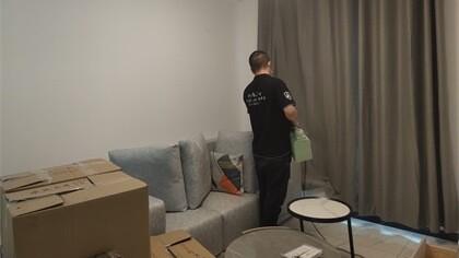 北京市朝阳区广华新城室内除甲醛-家庭客户除甲醛案例