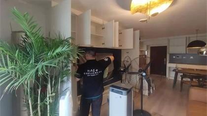 北京市朝阳区广泰东路1号院室内除甲醛-家庭客户除甲醛案例