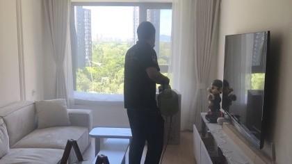 北京市朝阳区澳洲康都室内除甲醛-家庭客户除甲醛案例