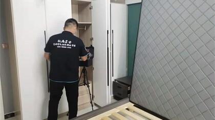 江苏省徐州市雨润新城小区室内除甲醛-家庭客户除甲醛案例