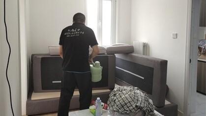 北京市朝阳区红军营东路9号院小区室内除甲醛-家庭客户除甲醛案例
