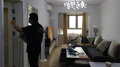 北京市海淀区永靓家园室内除甲醛-家庭客户除甲醛案例