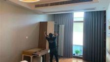 上海市浦东新区中科大学村别墅区室内除甲醛-家庭客户除甲醛案例