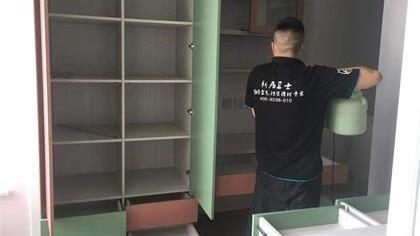 北京市东城区广渠门南小街室内除甲醛-家庭客户除甲醛案例