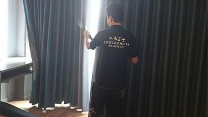 江苏省徐州市枫林天下小区室内除甲醛-家庭客户除甲醛案例
