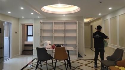 北京市通州区台湖人民法庭小区室内除甲醛-家庭客户除甲醛案例