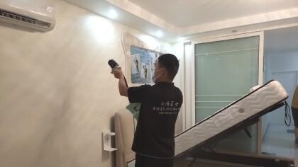 北京市西城区槐柏树街南里小区室内除甲醛-家庭客户除甲醛案例