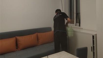 北京市朝阳区北苑家园茉藜园小区室内除甲醛-家庭客户除甲醛案例