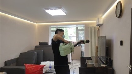 北京市朝阳区华严北里小区室内除甲醛-家庭客户除甲醛案例