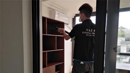 上海市浦东新区绿地康桥新苑小区室内除甲醛-家庭客户除甲醛案例