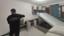 北京市朝阳区霞光里社区30号院室内除甲醛-家庭客户除甲醛案例