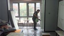 江苏省徐州市金御蓝湖小区室内除甲醛-家庭客户除甲醛案例