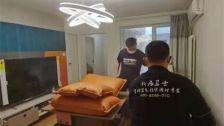 北京市丰台区同仁园小区室内除甲醛-家庭客户除甲醛案例