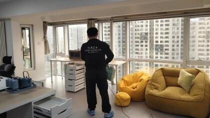 北京市密云区有融文化传媒有限公司室内除甲醛-知名机构除甲醛案例