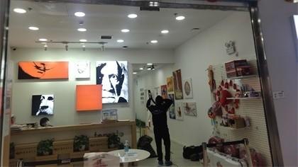 北京市丰台区蕃茄田艺术丰台华联店除甲醛-知名机构除甲醛案例