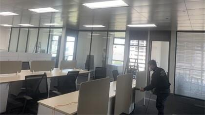 上海市浦东新区善金资本室内除甲醛-知名机构除甲醛案例