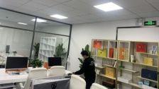 上海市浦东新区普洛斯盛银大厦除甲醛-知名机构除甲醛案例