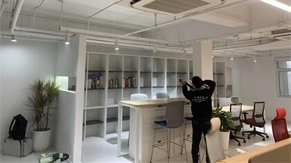 上海市浦东新区房地大厦除甲醛-知名机构除甲醛案例