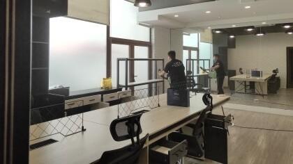 北京市朝阳区莱锦创意产业园办公室除甲醛-知名机构除甲醛案例