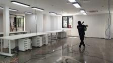 北京市海淀区768创意产业园室内除甲醛-知名机构除甲醛案例
