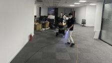 上海市闵行区浦江科技广场办公室除甲醛-知名机构除甲醛案例