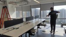 北京市朝阳区北辰新纪元大厦办公室室内除甲醛-知名机构除甲醛案例