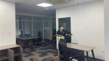 上海市浦东新区金鹰大厦办公室室内除甲醛-知名机构除甲醛案例
