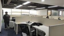 北京市海淀区神舟大厦办公室室内除甲醛-知名机构除甲醛案例