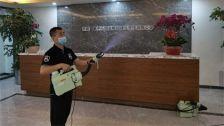 北京市通州区北京城市副中心室内除甲醛-政府国企除甲醛案例