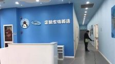 上海市闵行区企鹅英语室内除甲醛-教育培训除甲醛案例